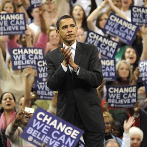 Sen. Barack Obama (D-IL)