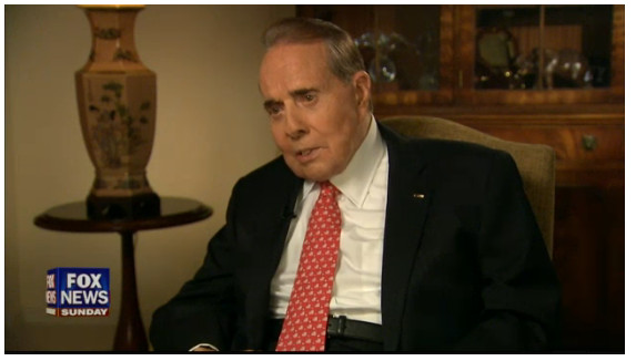 bob dole on fox news