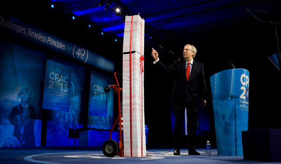 obamacare tower of red tape