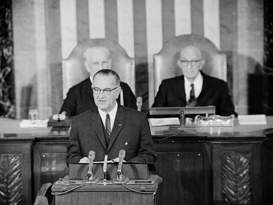 lbj sotu 1964