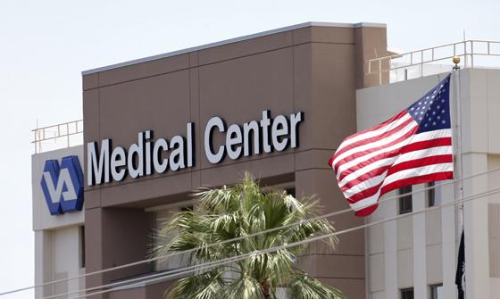 Department of Veterans Affairs Medical Facility - Phoenix. (AP Photo/Matt York)